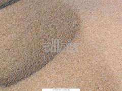 Installations for sand drying. Equipment for