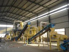 Urządzenie dla produkcji śrutów
