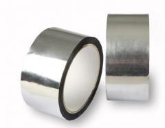 Металлизированная клейкая лента 48мм х 50м