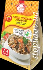 Barley porridge with mushrooms, 0.235 kg