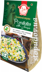 Risotto with vegetables, 0.163 kg