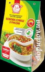 Bean rice mixture, 0.255 kg