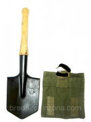 Армейская Лопата с чехлом