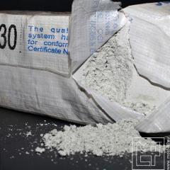 Asbest Chrysotil und 6 bis 30