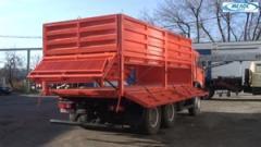 Зерновоз самосвал КАМАЗ-53229 ( МЕЛОС )