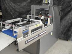 Dough shaping machines