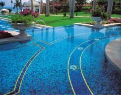 Мозаичная плитка для бассейна продажа поставка