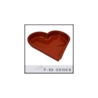 Форма силиконовая Сердце F-69