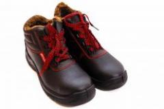 Ботинки Art.Master BTPuOCB утеплённые с металлическим подноском (15001)