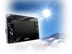 KVC-A374 SD video on-door speakerphone Color video