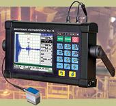 Ultrasonic defectoscope UD4-76