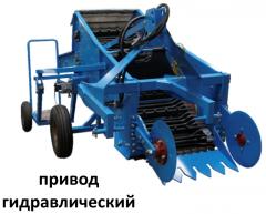 Копатель для раннего картофеля Mini Pyrys М-664