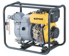 Мотопомпа Kipor KDP20T (дизель, 50 мм, 66 куб.м/ч,
