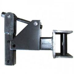 Сцепное устройство для мототрактора с...