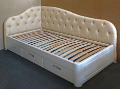 """Кровать подростковая деревянная """"Злата"""""""
