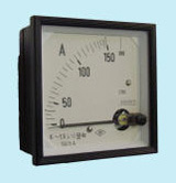 Voltmeter and E350, E351 ampermeter