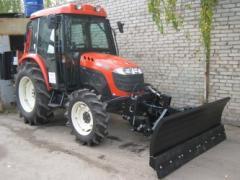 Сцепка тракторная передняя
