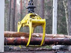 Захват для леса Badestnost тип 130