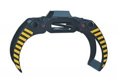 Grabs lever-clip