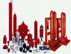 Hydraulics under the order, any kind