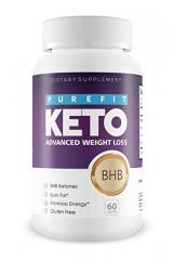 Капсулы для похудения Purefit keto (Пурефит кето)