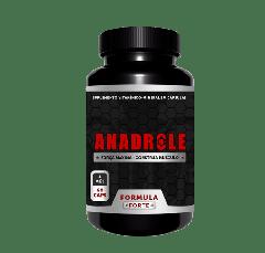 Капсулы для роста мышц Anadrole Анадрол
