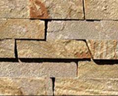 Камень песчаник для облицовки стен