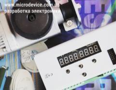 Automatic sliding door opener controller DM-01