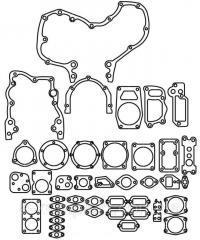 Комплект прокладок двигателя СМД-31 (арт.19115)
