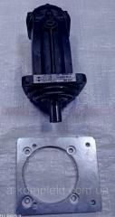 Аксиально поршневой насос для экскаватора на базе МТЗ с плитой