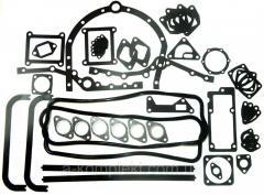 Набор прокладок двигателя ЯМЗ-236 (без ГБЦ)(арт. 19111)