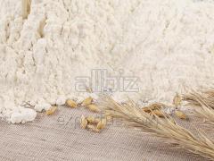 麵粉和麩皮