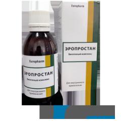 Remedy a prosztatagyulladás Eroprostan