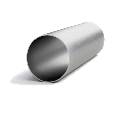 Stainless steel pipe. 14mm electrowelded, 1.0 mm,