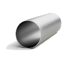 Труба нерж. 8 мм  электросварная, 1,0 мм, 201,