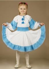 Dresses nurseries - ZhP 25 vyshivanka