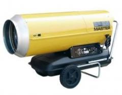 Дизельный нагреватель воздуха Master B 230