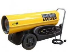 Дизельный нагреватель воздуха Master B 180