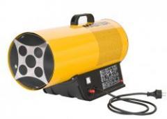 Газовый нагреватель воздуха Master BLP 33 M