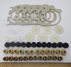 Комплект пластмассовых изделий сеялки СПЧ-6 (арт.5303)