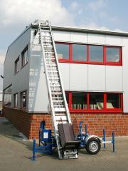 Строительный грузовой подъемник Toplight 21 construction - KLAAS (Германия)