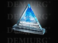 "Награда именная ""Пирамида"""