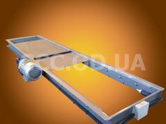 ЗРР_Р-700, Задвижка запорно-роликовая реечная ручная, сечение 700х700