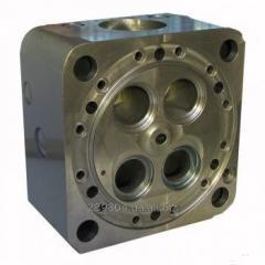 Крышка цилиндра 5Д49.78.1 БМЗ зап