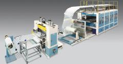 High-speed pneumoforming machines of