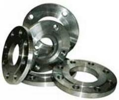 Flanges for machines and mechanisms to order