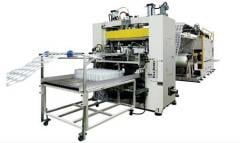 Thermoforming machines with the VFK-1000/400TMCS