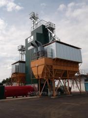 Зерноочистительно-сушильный комплекс ЗСК-40ША