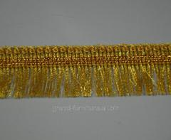 The fringe decorative width is 3 cm, art 1744