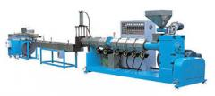 Equipment for processing of polymeric waste
